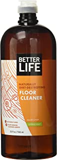 Better Life Natural Floor Cleaner, Citrus Mint, 32 oz, Package may vary