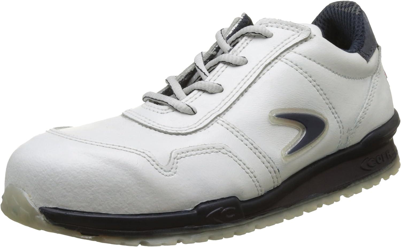 COFRA 78500-004.W38 Size 38 S3 SRC Nuvolari Safety shoes - White