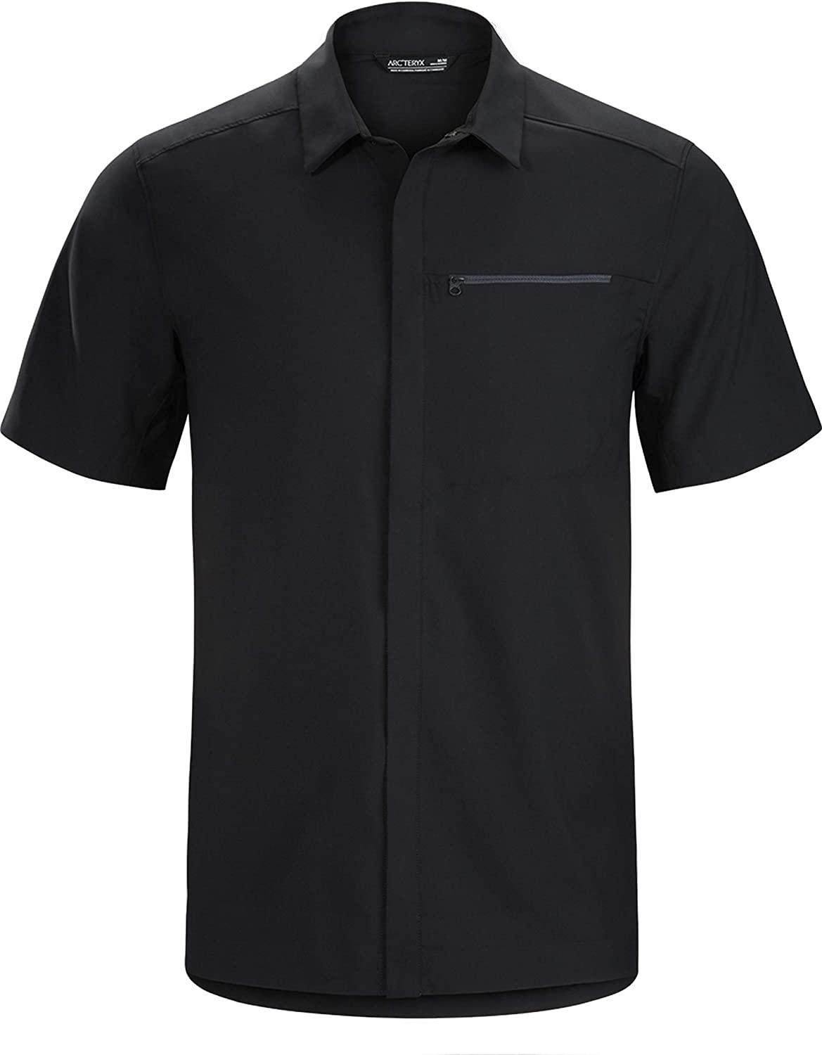 Arc'teryx Skyline Shirt SS Men's Top Everyday Luxury goods Snap Al sold out. Front