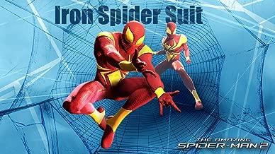 The Amazing Spider-Man - Iron Spider Suit [Online Game Code]