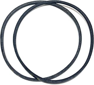 Matched Set of 2, Made With Kevlar Replacement Belts For Cub Cadet, MTD Part # 754-3084, 954-3084.