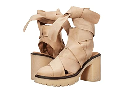Free People Blake Platform (Taupe) Women