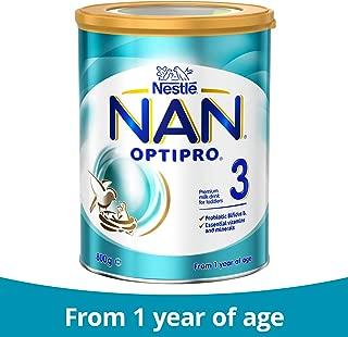 NESTLÉ NAN OPTIPRO 3, Toddler 1+ Years Milk Formula – 800g
