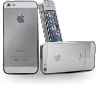 c94ea6d36c6 Apple iPhone SE / 5S / 5 | iCues Desigual caso de parachoques Claro Negro  volver