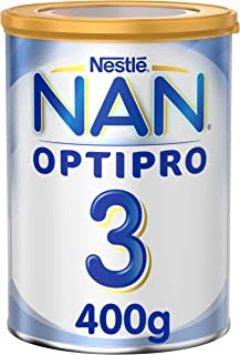Nestlé NAN OPTIPRO Stage 3 From 1 to 3 year 400g (Pack of 1)