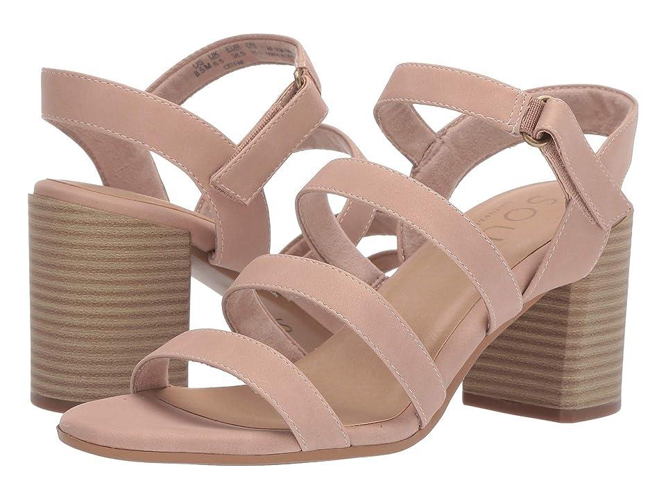 SOUL Naturalizer Celene (Vintage Mauve Smooth) High Heels