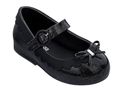 Mini Melissa Sweet Love II BB (Toddler/Little Kid) (Black) Girl