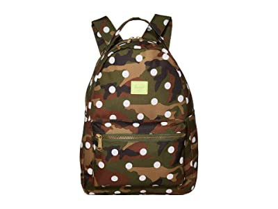 Herschel Supply Co. Nova Mid-Volume (Woodland Camo White Dot) Backpack Bags