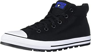 Chuck Taylor All Star Canvas Street Mid Top Sneaker