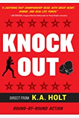 Knockout: (Middle Grade Novel in Verse, Themes of Boxing, Personal Growth, and Self Esteem, House Arrest Companion Book) Kindle Edition