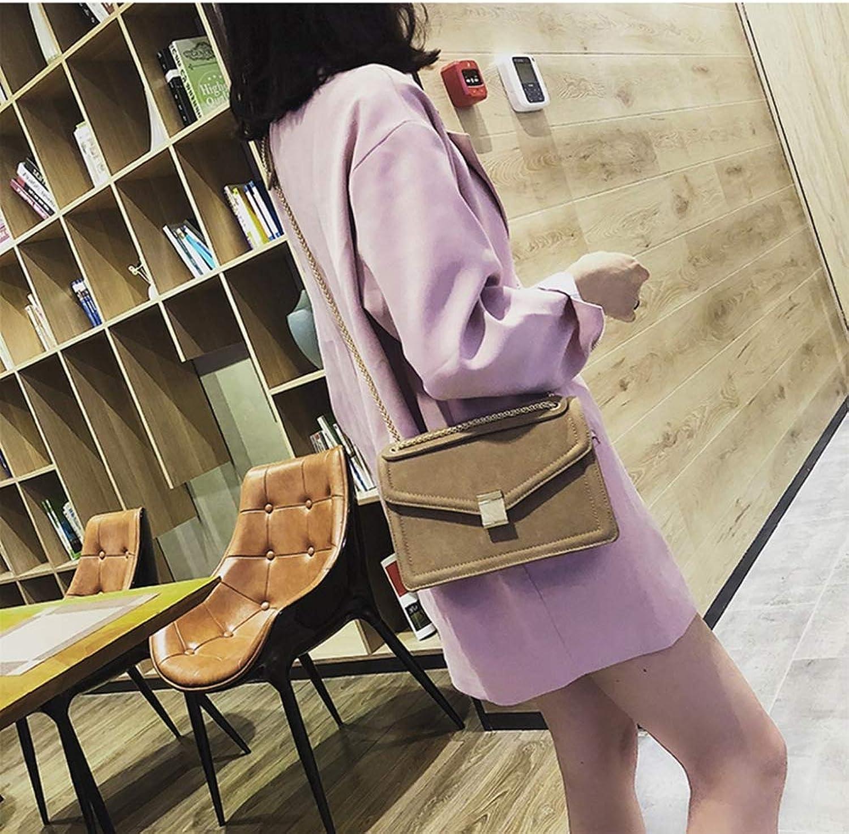Ludage Ludage Ludage Frau Neue hochwertige Matte Retro Mode Handtasche Kette Schulter Umhängetasche B07Q9J8H2D  Jeder beschriebene Artikel ist verfügbar 44a8d0