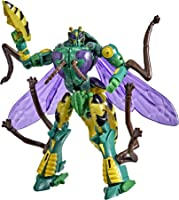 Transformers - Generations - War for Cybertron: Kingdom - 5.5inch WFC-K34 Waspinator - Deluxe Class - Collectible Action...