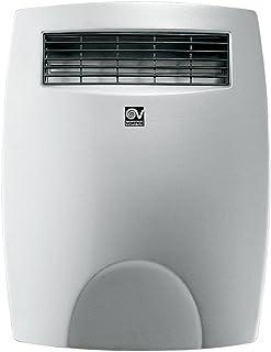 Vortice Caldomi Calentador de ventilador Blanco 2000 W - Calefactor (Calentador de ventilador, 2 m, IPX1, Pared, Blanco, 2000 W)