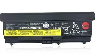 11.1V 94Wh 55++ SL410 Laptop Battery Replace for Lenovo ThinkPad T420 T410 T510 T520 W510 W520 L410 L412 L42042T4235 Edge 14