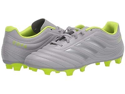 adidas Copa 20.4 FG (Grey Two/Matte Silver/Solar Yellow) Men