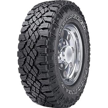 GOODYEAR WRANGLER DURATRAC all/_ Season Radial Tire-LT275//65R18 C//6 113Q