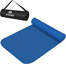 VIFITKIT® Yoga Mat Anti Skid EVA Yoga mat with Bag for Gym Workout and Flooring Exercise Long Size Yoga Mat for Men and Wo...