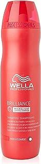 Wella SP Brilliance Shampoo For Coarse Hair, 252 ml