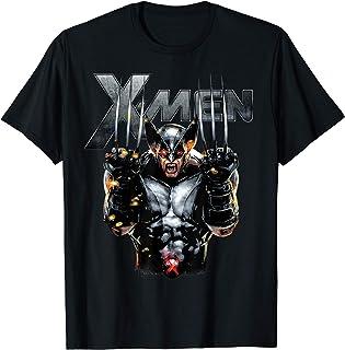 Marvel X-Men Wolverine Full Metal Razor Edge T-Shirt