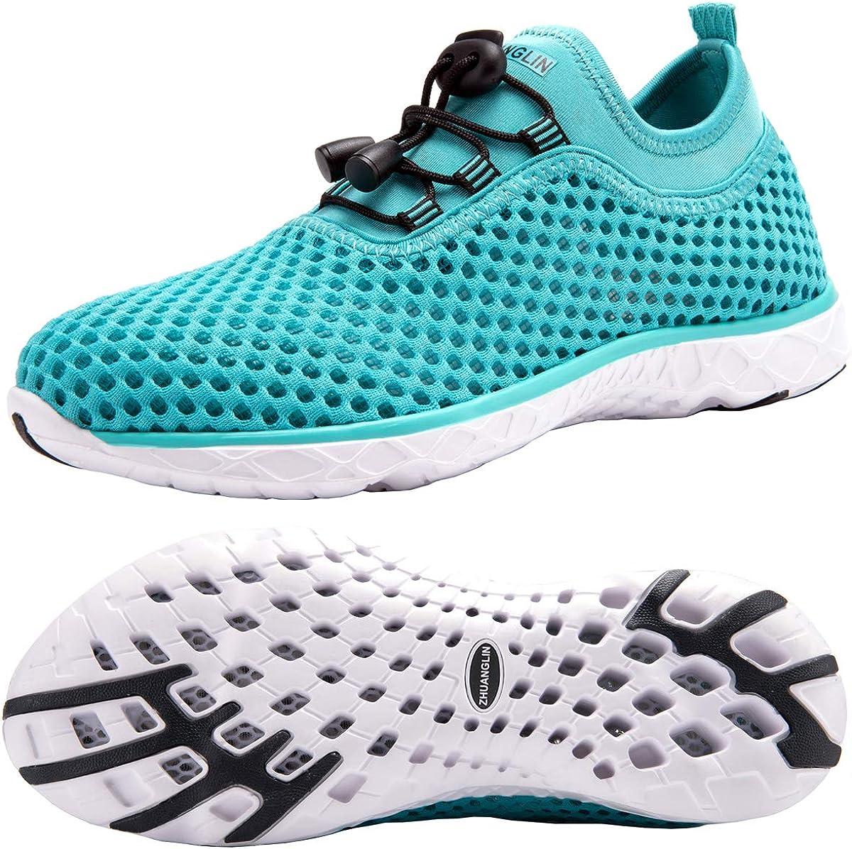 Zhuanglin Deluxe Women's Quick Drying Aqua Casual Water Max 40% OFF Walking S Shoes