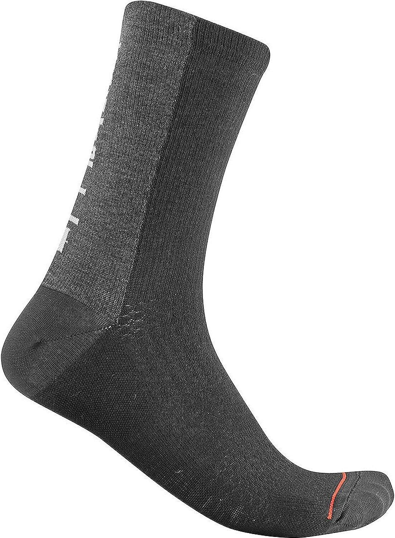 Castelli Bandito Wool 18 Sock