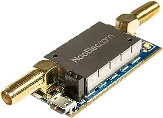 Nooelec SAWbird+ NOAA Barebones - Premium Saw Filter & Cascaded Ultra-Low Noise LNA Module for NOAA Applications. 137MHz Center Frequency.