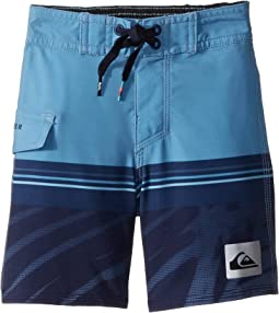 Highline Zen Division Boardshorts (Toddler/Little Kids)