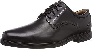Clarks 其乐 男士 Un Aldric 蕾丝德比鞋