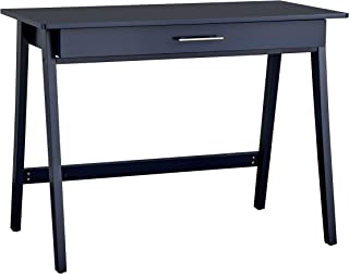 Target Marketing Systems Renata Wooden Home Office Desk, Blue