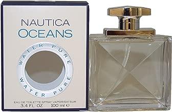 Nautica Oceans by Nautica for Men - 3.4 Ounce EDT Spray