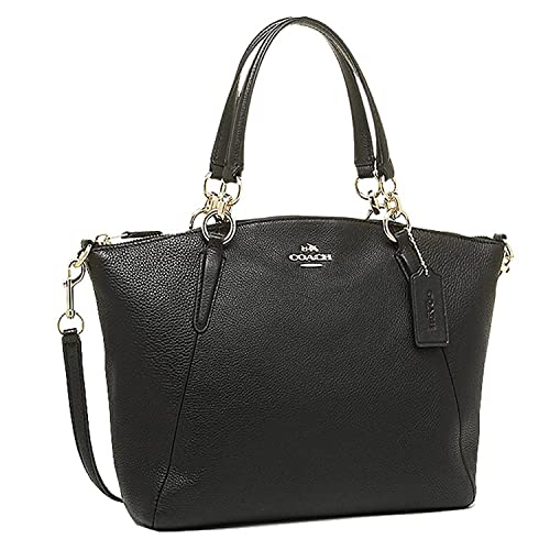 a70427b81aaa Coach Leather Small Kelsey Cross Body Bag