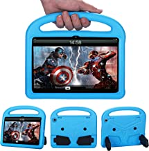 Mieziba Kids Case for Fire HD 8 Case 2020 Release,Shockproof Premium Silicone Light Weight Handle Stand Kids Case for Amaz...