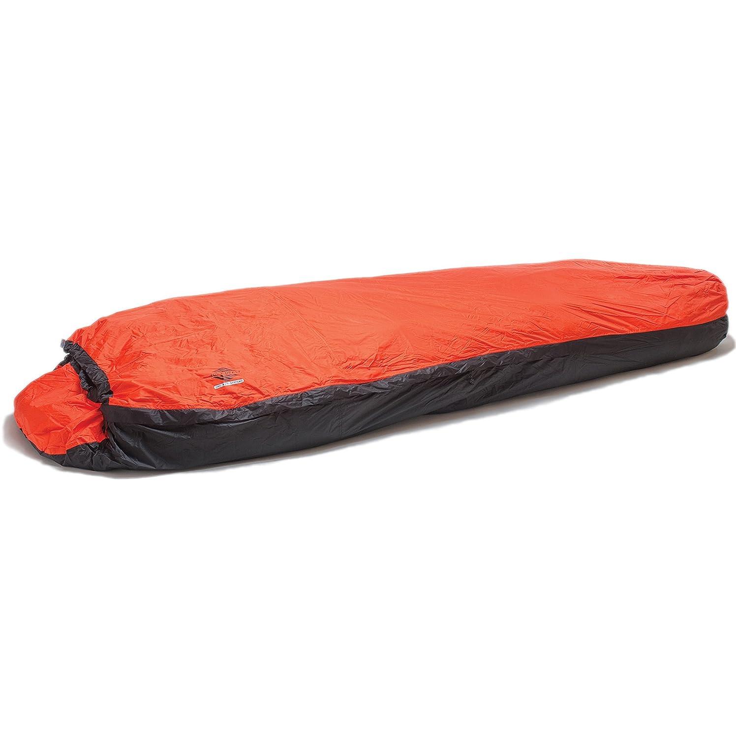Aqua Quest Mummy Bivy Bag - 100% Waterproof Sleeping Bag Cover Lightweight Bivvy Sack for Outdoor Survival, Bushcraft