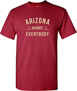 City Against Everybody - Hockey Team City Hometown Pride T Shirt
