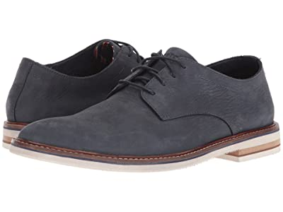 Bostonian Dezmin Plain (Navy Nubuck) Men