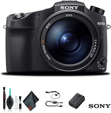 $1518 » Sony Cyber-Shot DSC-RX10 IV Camera DSCRX10M4/B Starter Kit