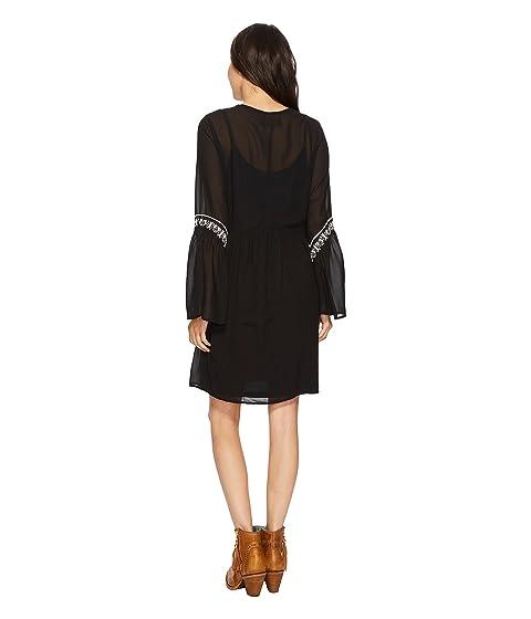 Negro Vestido de D D Ranchwear Doble Martinez 8YqwpYrv