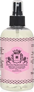 SHANY Detox Professional Brush Cleanser, 8 Fluid Ounce