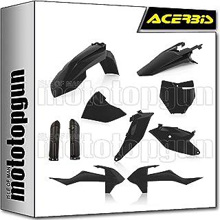 ACERBIS 0022933.090 KIT PLASTICO COMPLETO NEGRO SX 85 2018 18