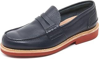 ab8c02edb CHURCH'S B6150 Mocassino Uomo PEMBREY M Scarpa Blu Loafer Shoe Man