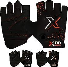XN8 Fitness Handschoenen - Gewichthef Gymhandschoenen - Trainingshandschoenen Olledige Palmbescherming Voor Gewichtheffen,...