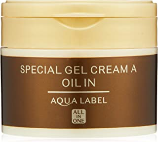 AQUALABEL(アクアレーベル) アクアレーベル スペシャルジェルクリームA (オイルイン) ハーバルローズの優しい香り 単品 90g