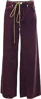 GANNI Luxury Fashion Womens F3749PORTROYALE431 Purple Jeans | Fall Winter 19