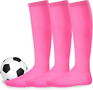 Athletic Sports Socks for Unisex - Soccer Socks, Team...