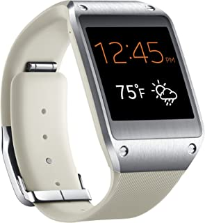 Samsung Galaxy Gear Smartwatch- Retail Packaging - Oatmeal Beige (Discontinued by Manufacturer)