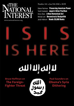 The National Interest (January/February 2016 Book 141) (English Edition)