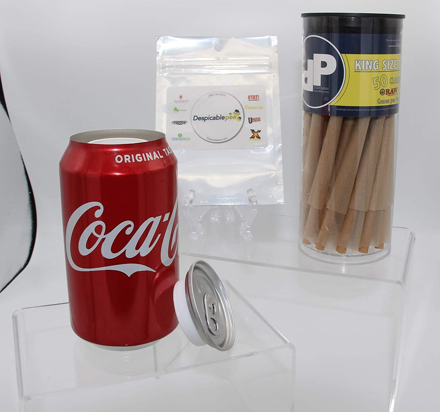 Coca-Cola Can Sale item Diversion Safe 50ct Distribut Toob Sac DP price by