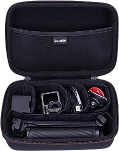 LTGEM EVA Hard Case for DJI Osmo Action Cam Digital Camera Travel Prot...