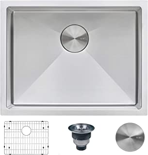 27 inch undermount sink