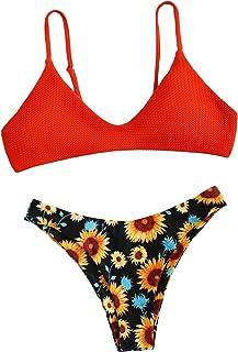 b00c25a5c260 Amazon.es: bikini mujer push up - Rojo